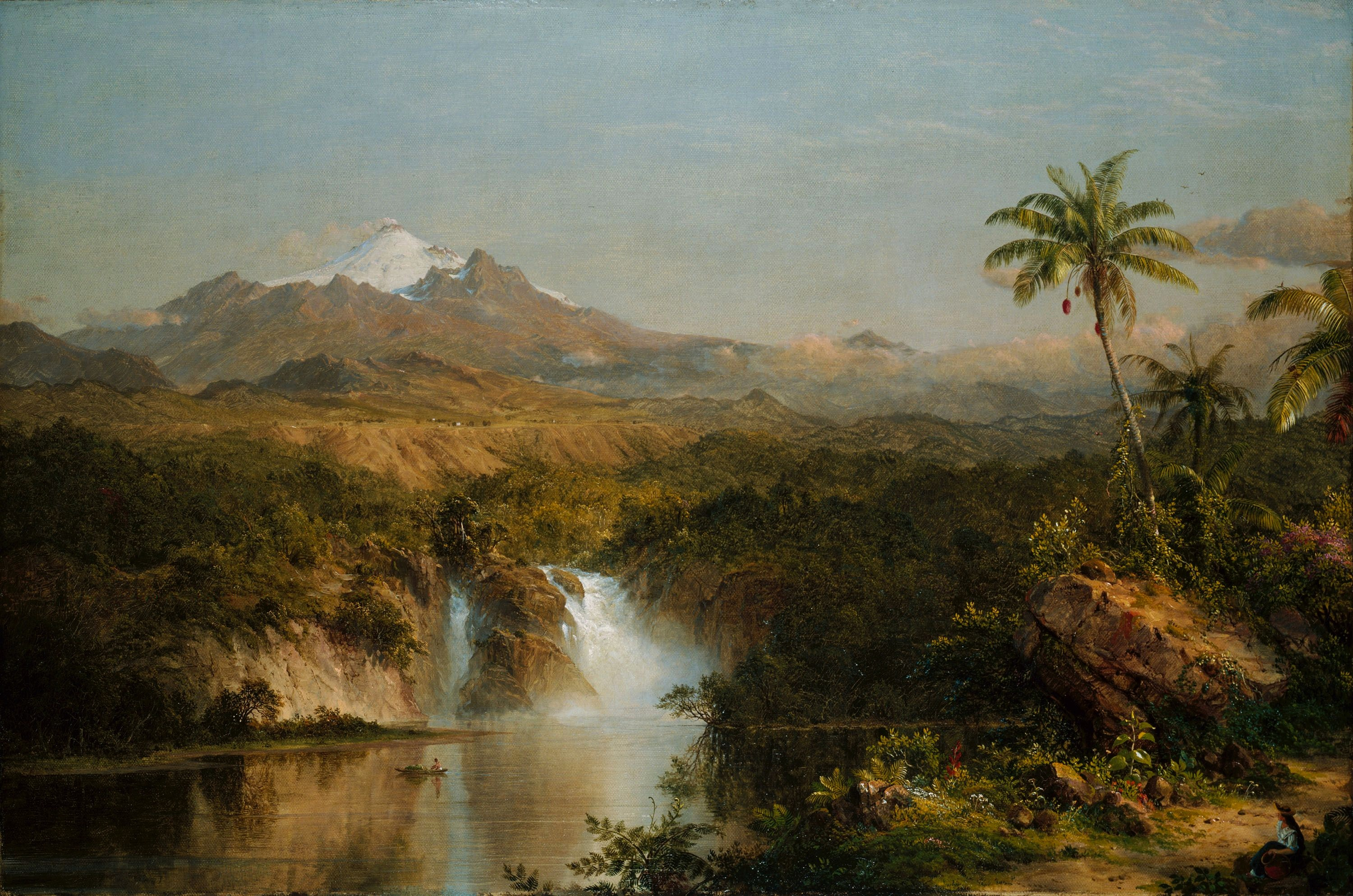 File:View of Cotopaxi by Frederic Edwin Church 1857.jpg