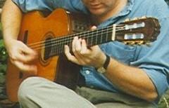 Choro guitar.