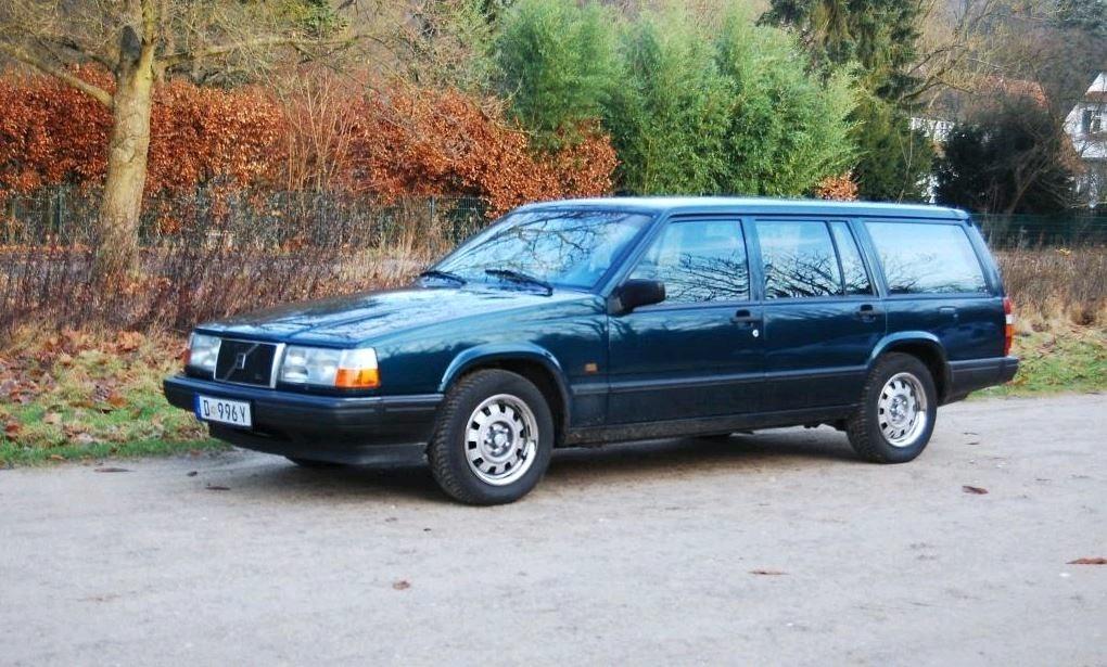 Volvo 940 — Wikipédia