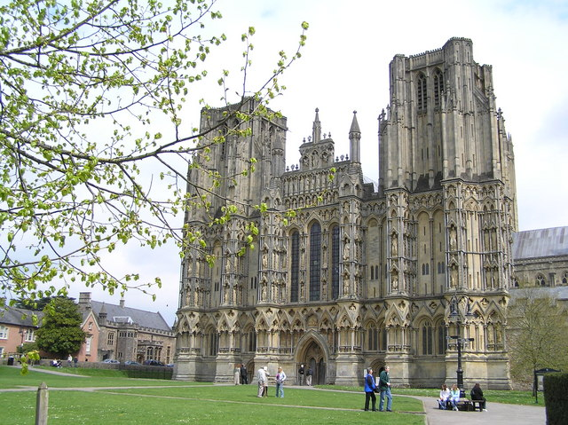 Wells Cathedral - geograph.org.uk - 1607282