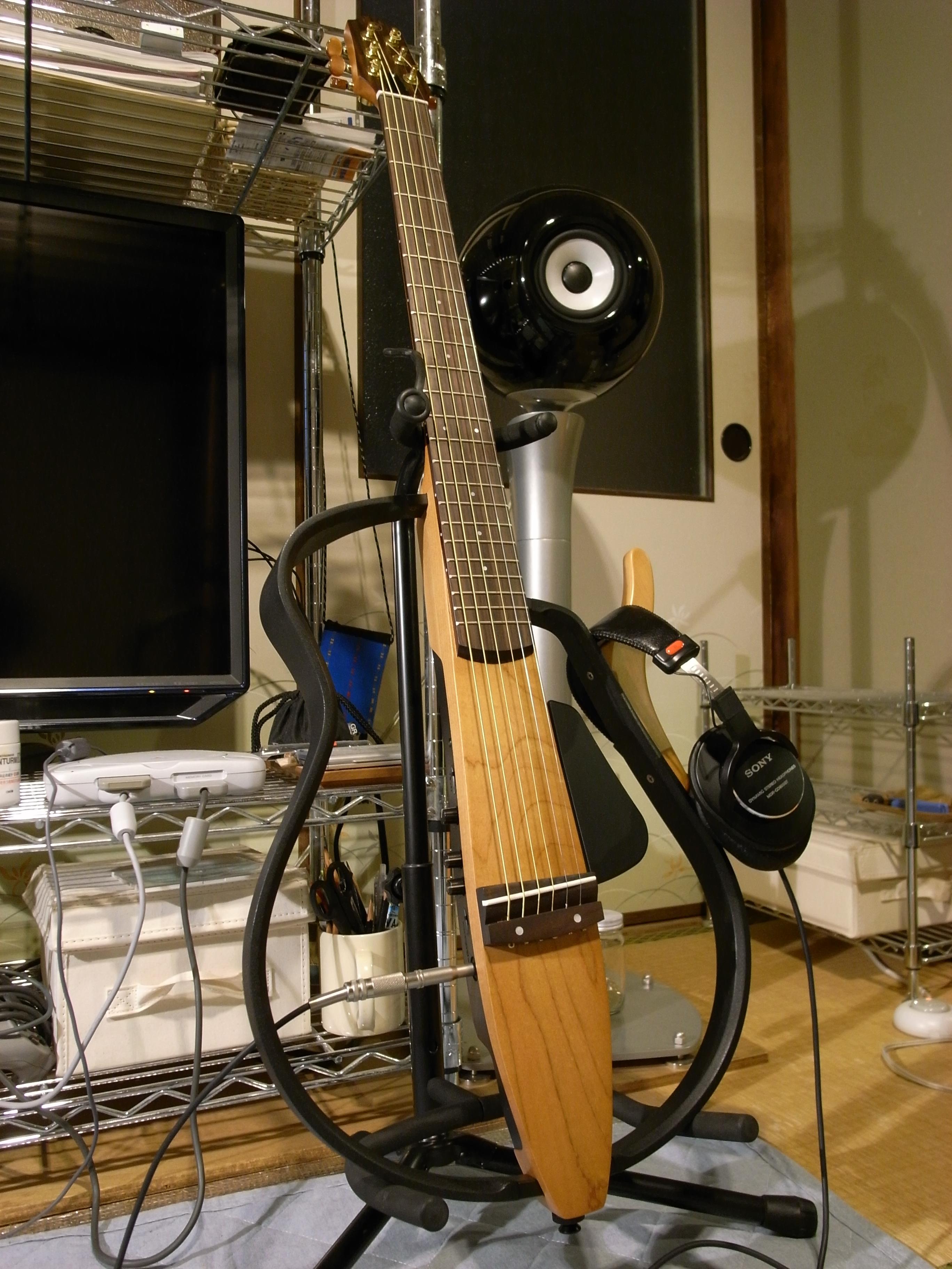 Yamaha Silent Guitar Slgs Review