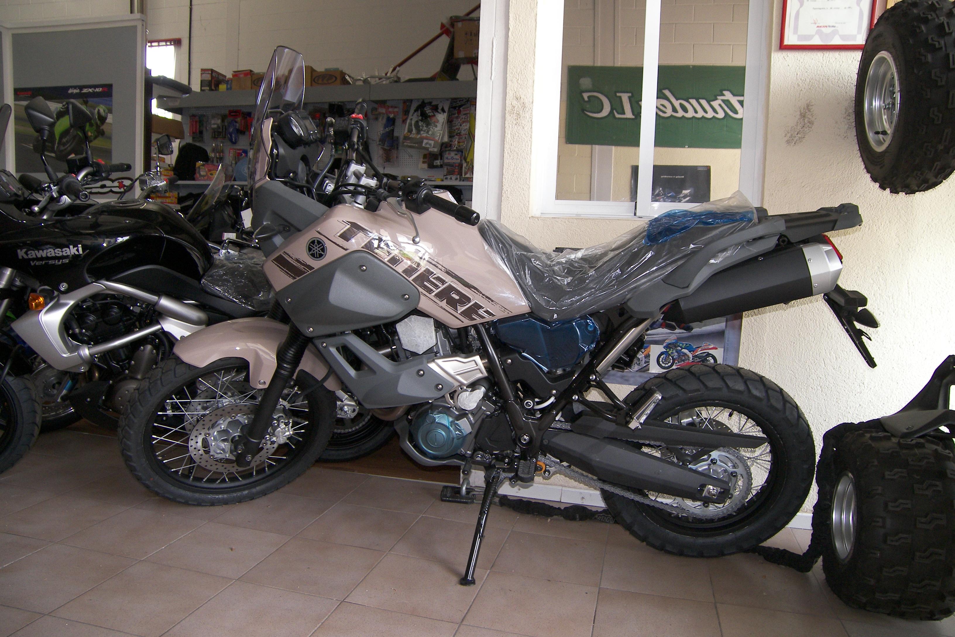 Yamaha Za