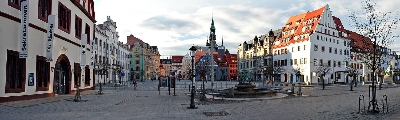 Zwickau Heute