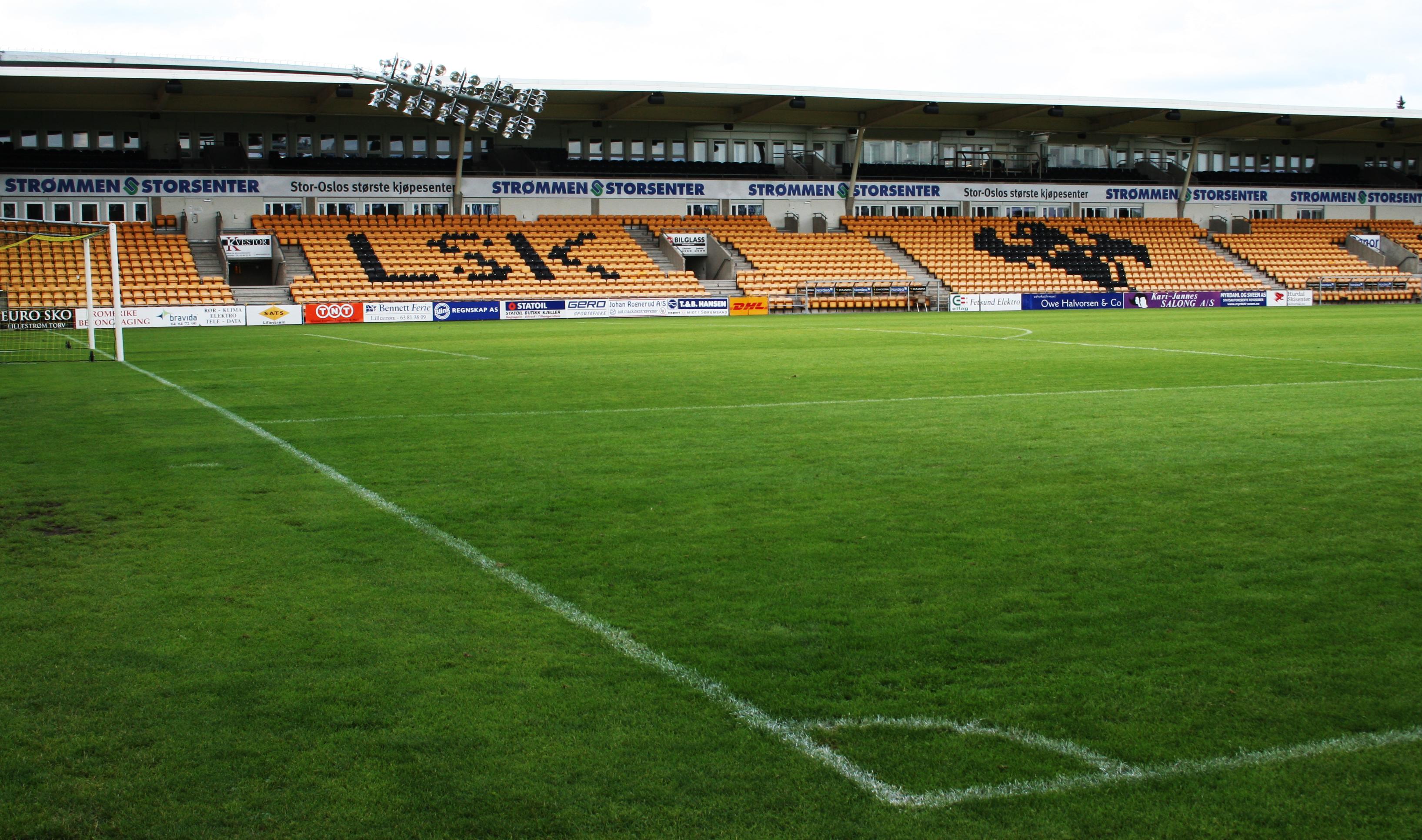 ผลการค้นหารูปภาพสำหรับ Åråsen Stadion