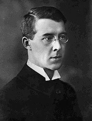 Sorokin in 1917
