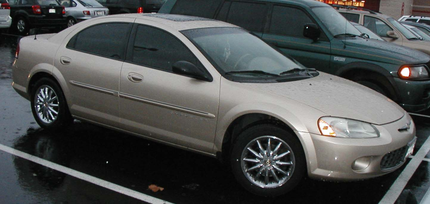 Chrysler Sebring Sedan (2001-2003)