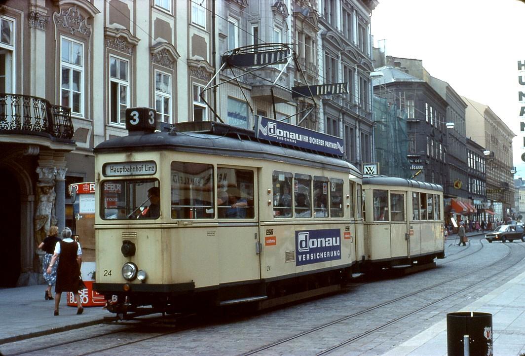 R Linz C Strassenbahn