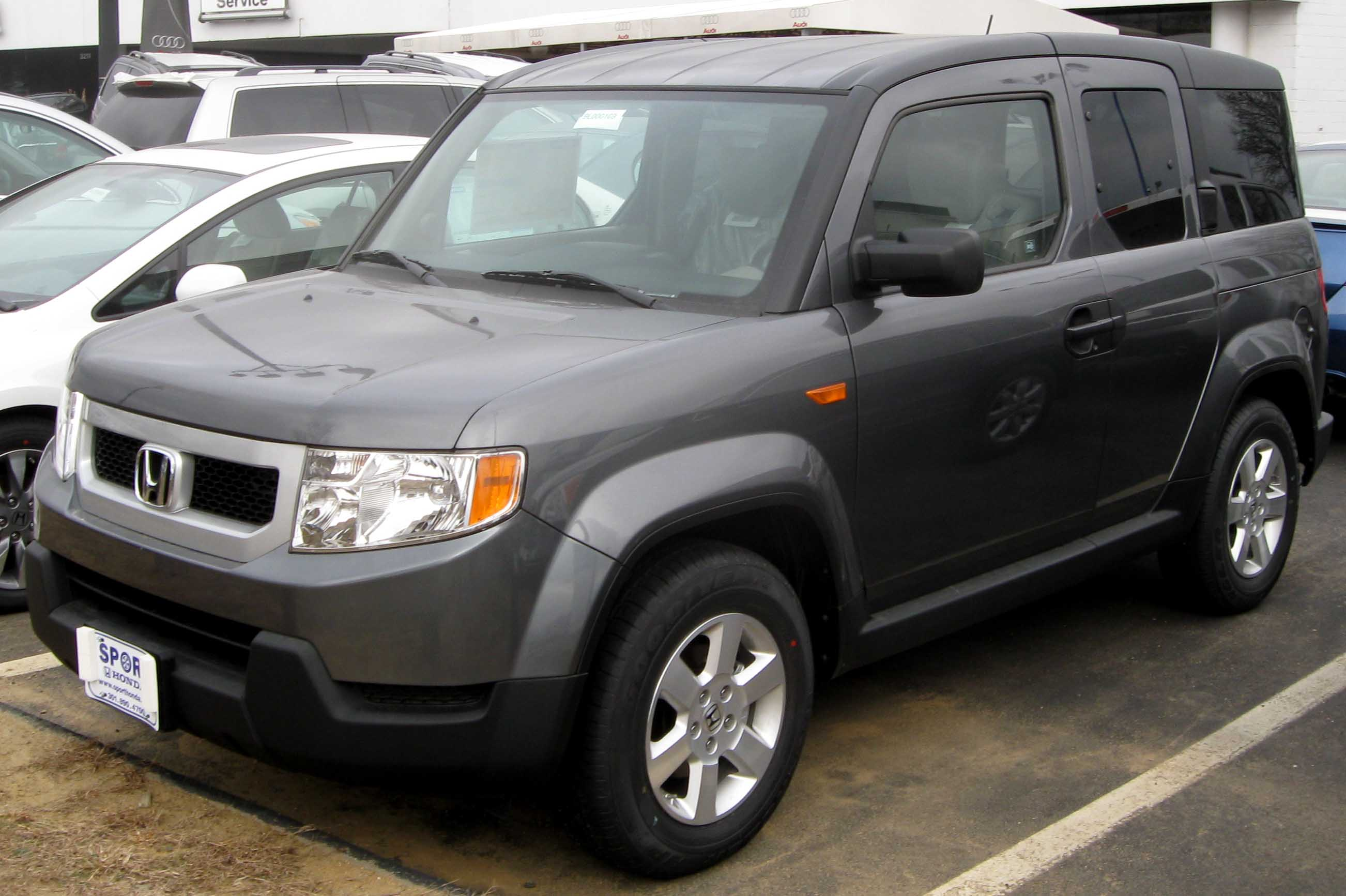 File 09 Honda Element Jpg Wikimedia Commons