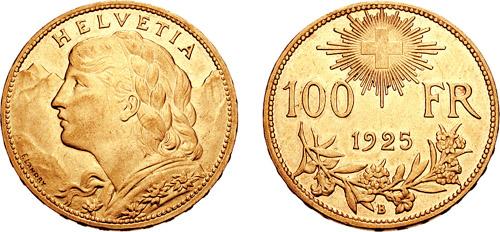 Schweizer Münzen