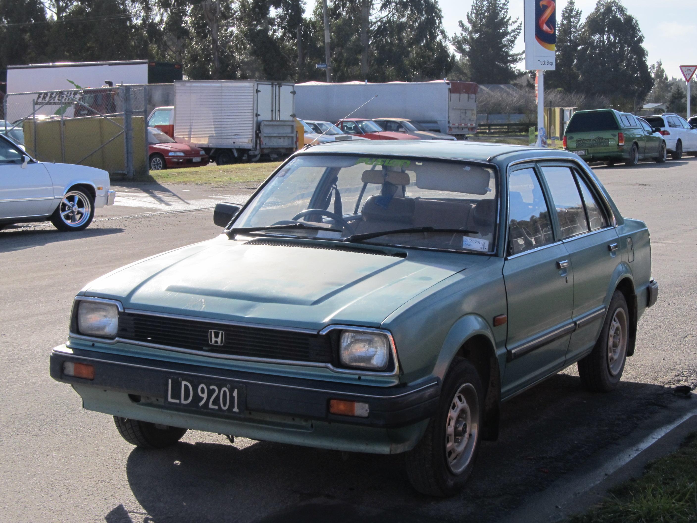 Kekurangan Honda Civic 1983 Spesifikasi