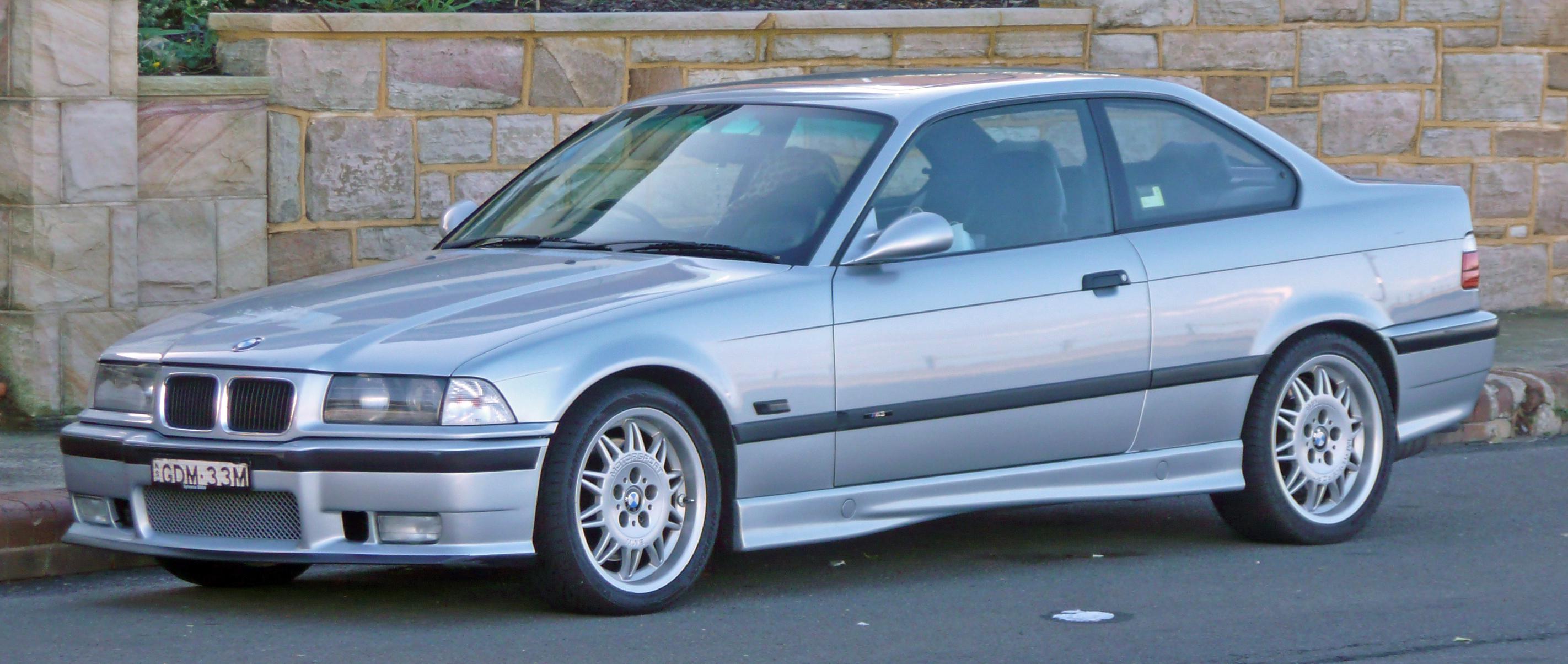 File 1995 1999 Bmw M3 E36 Coupe 01 Jpg Wikimedia Commons