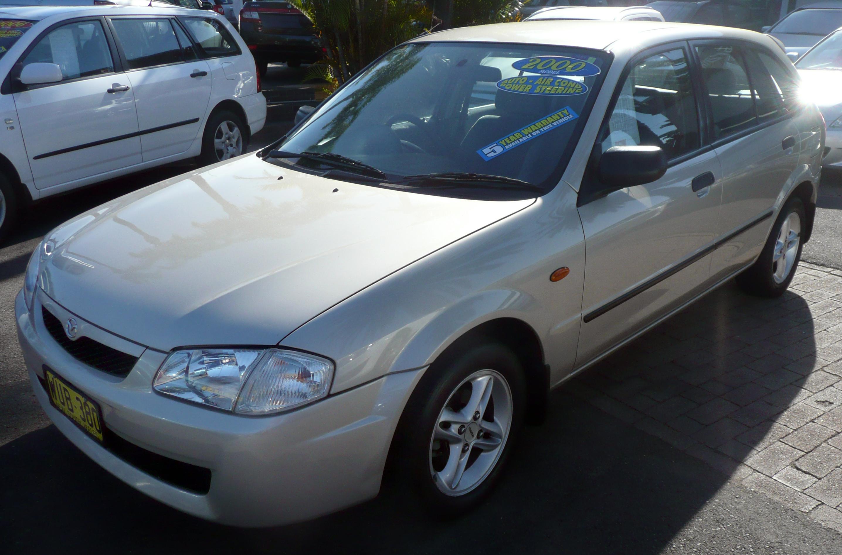 Kelebihan Mazda 323 2000 Review