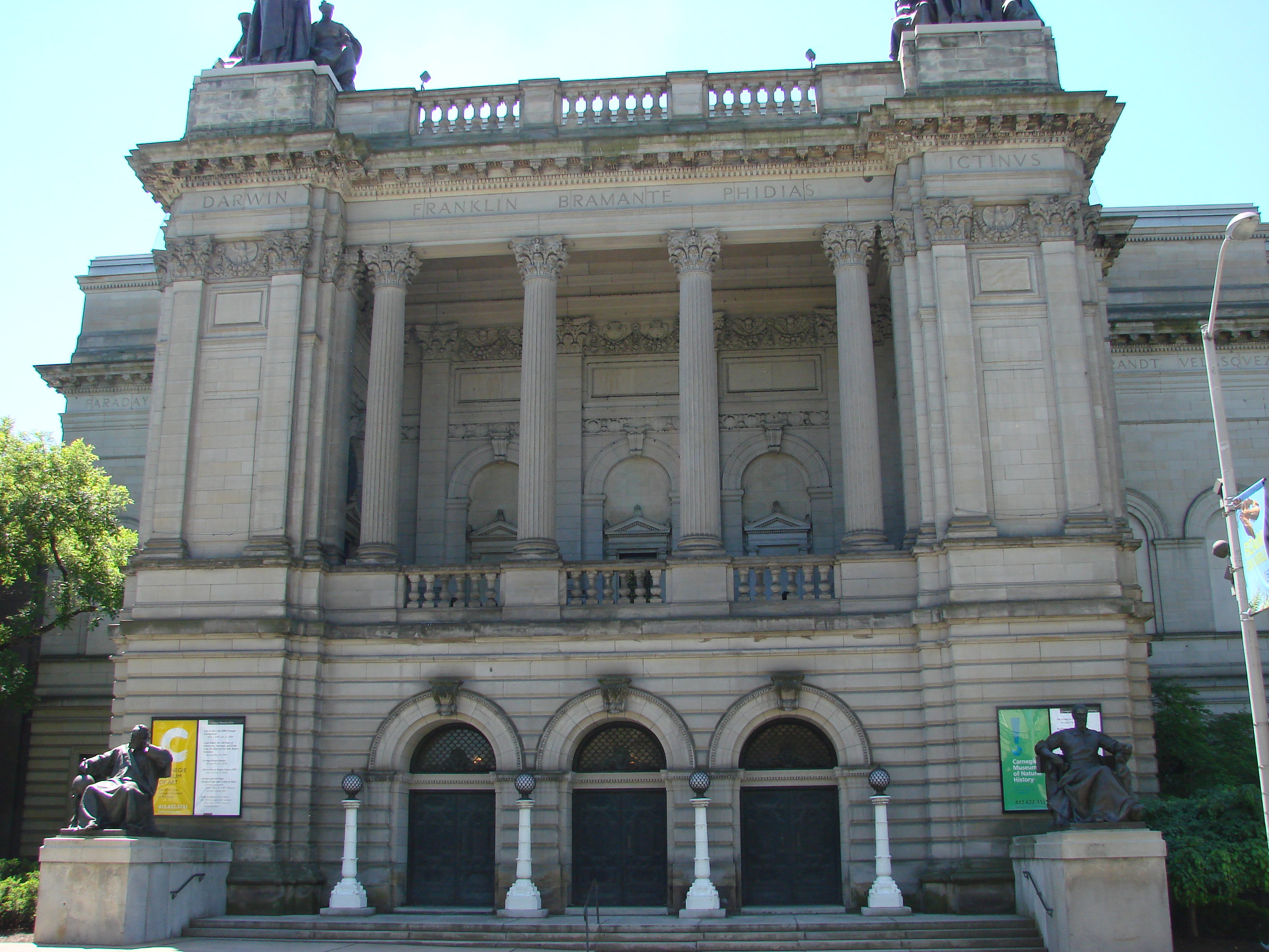 Carnegie Art And Natural History Museum Pittsburgh