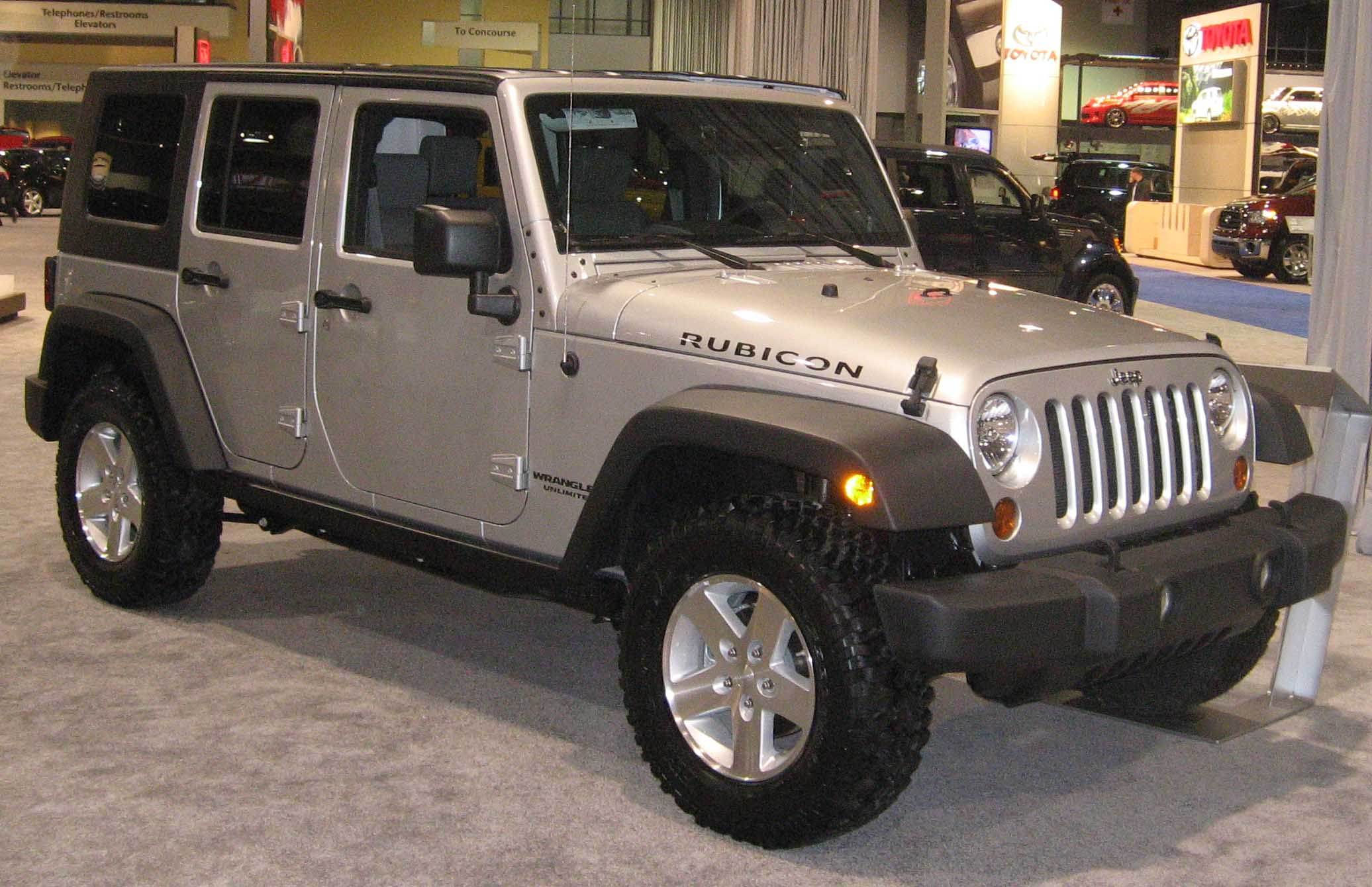 2008 jeep wrangler unlimited rubicon. Cars Review. Best American Auto & Cars Review