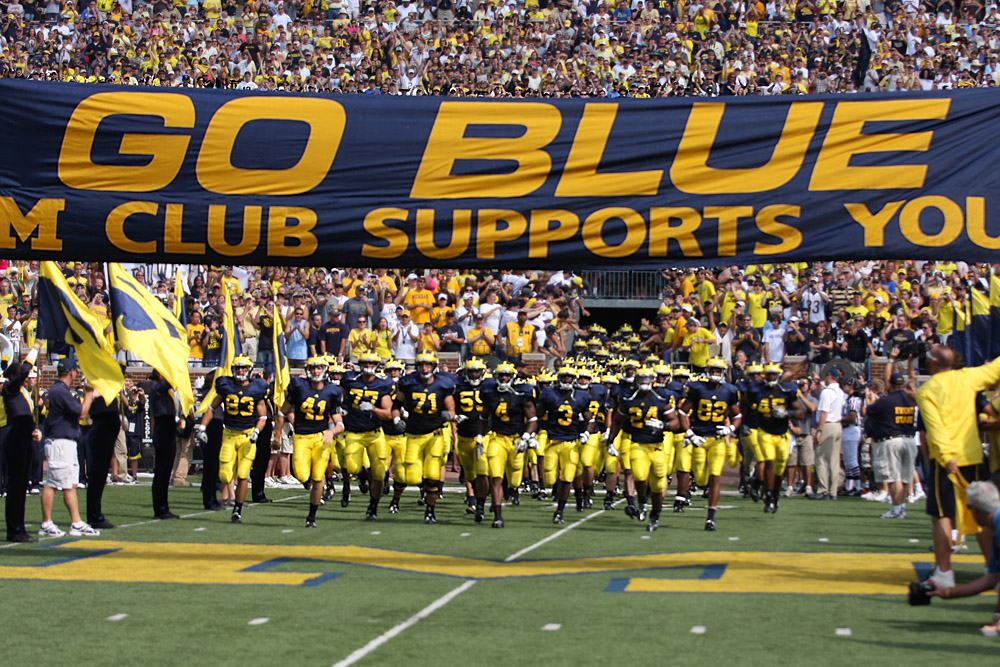 michigan football - photo #3
