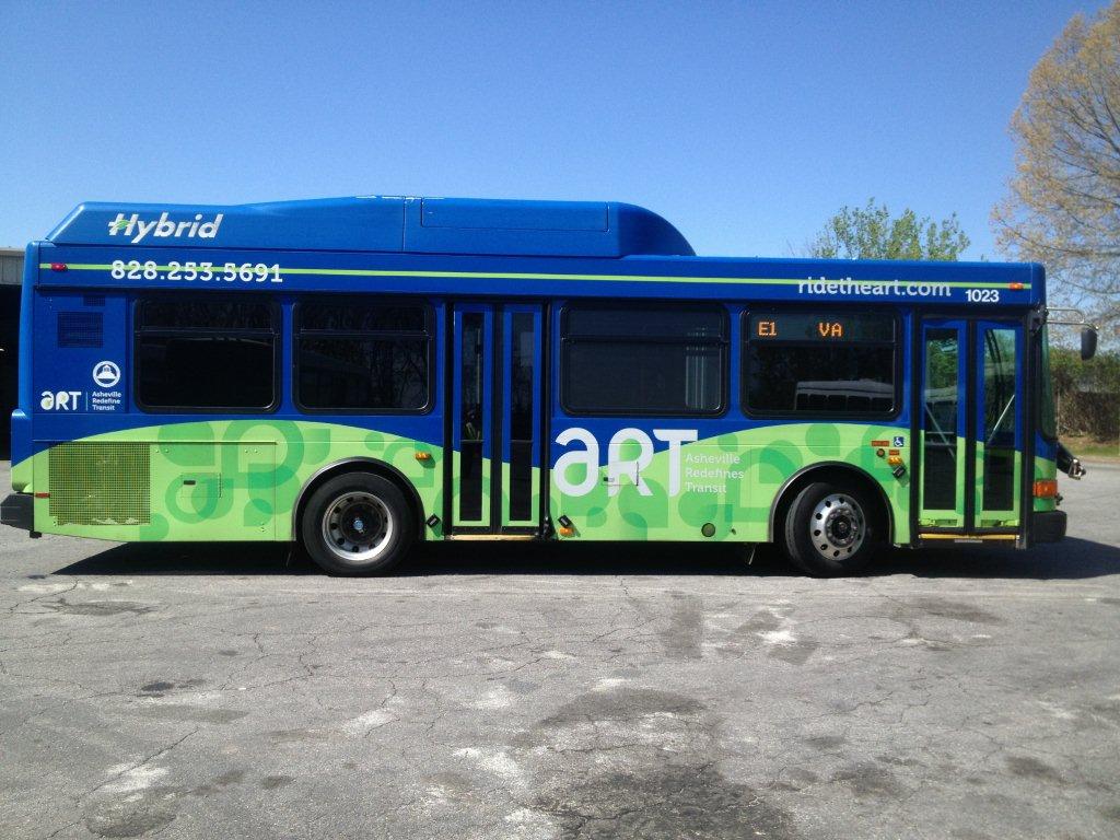 Asheville Redefines Transit - Wikipedia