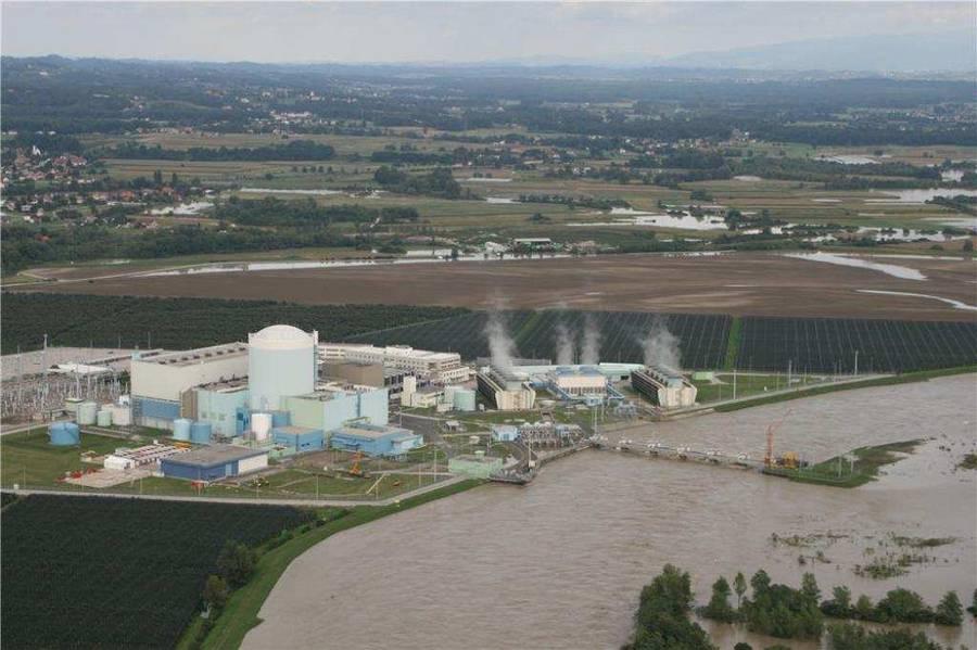 Risultati immagini per Krsko nuclear