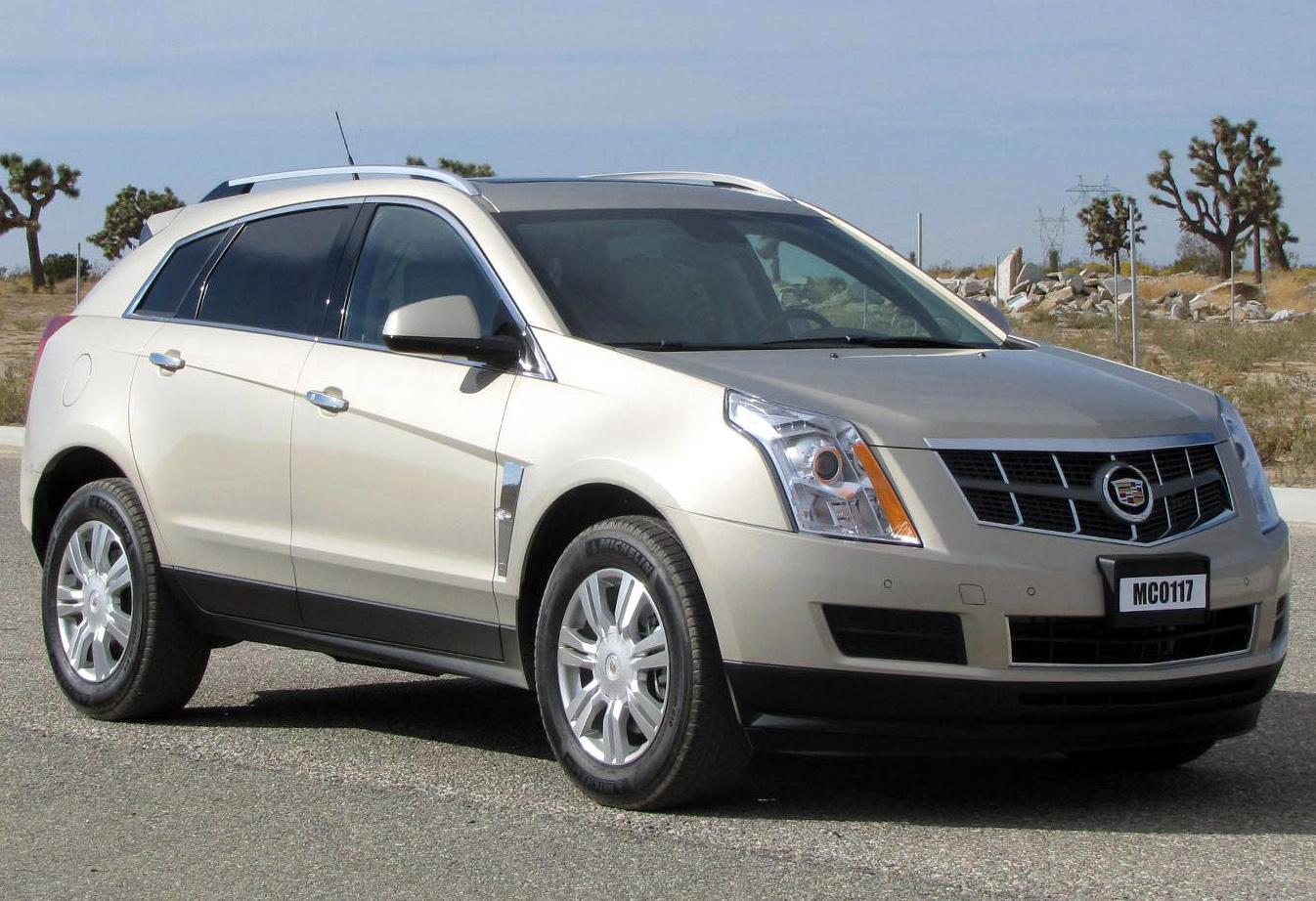 Cadillac SRX —