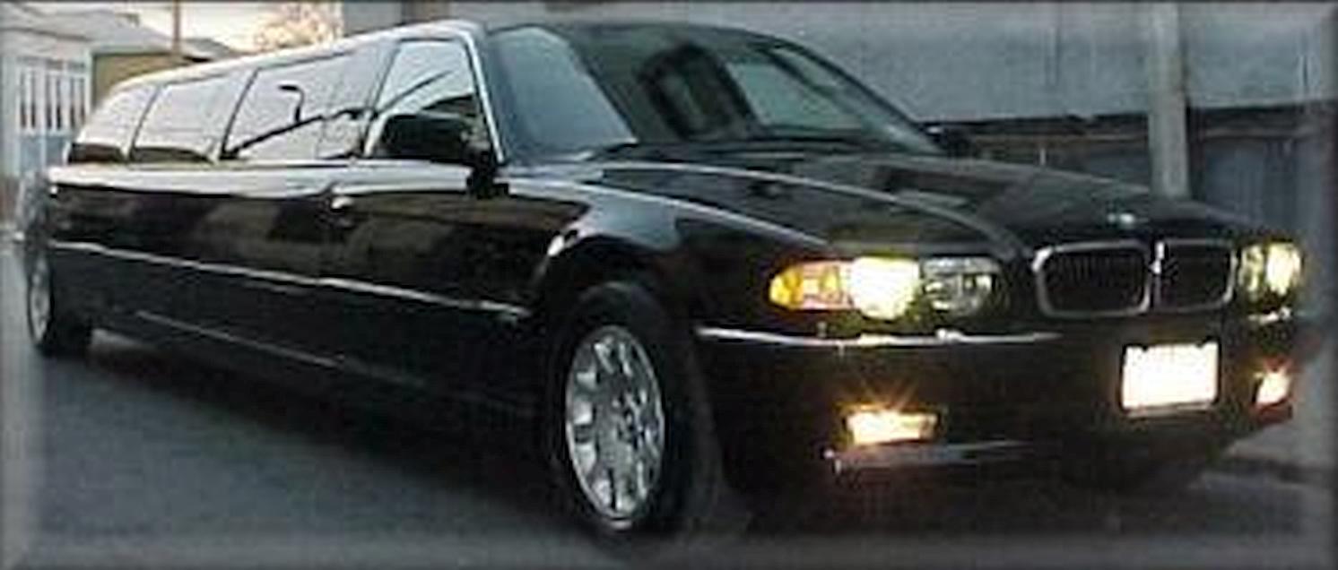 Limuzyna - wynajem auta z kierowcą