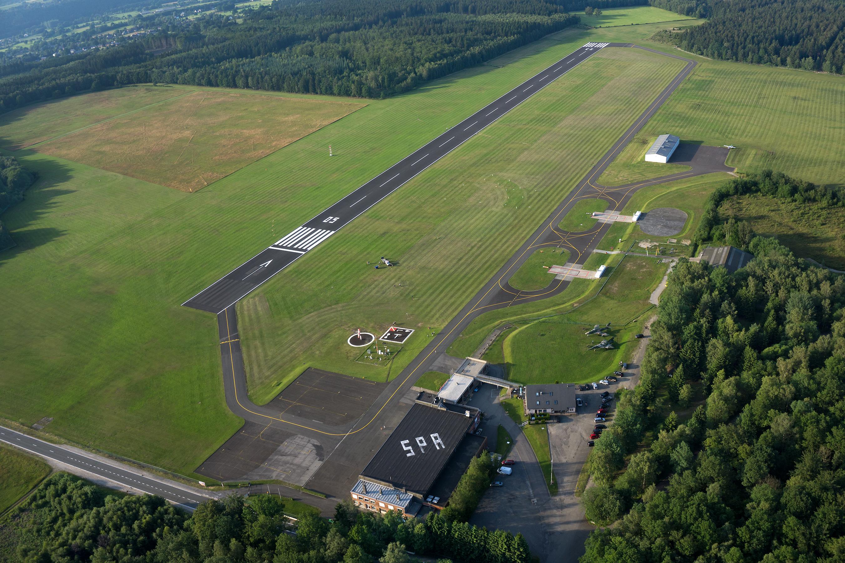 Spa La Sauveni Ef Bf Bdre Airport