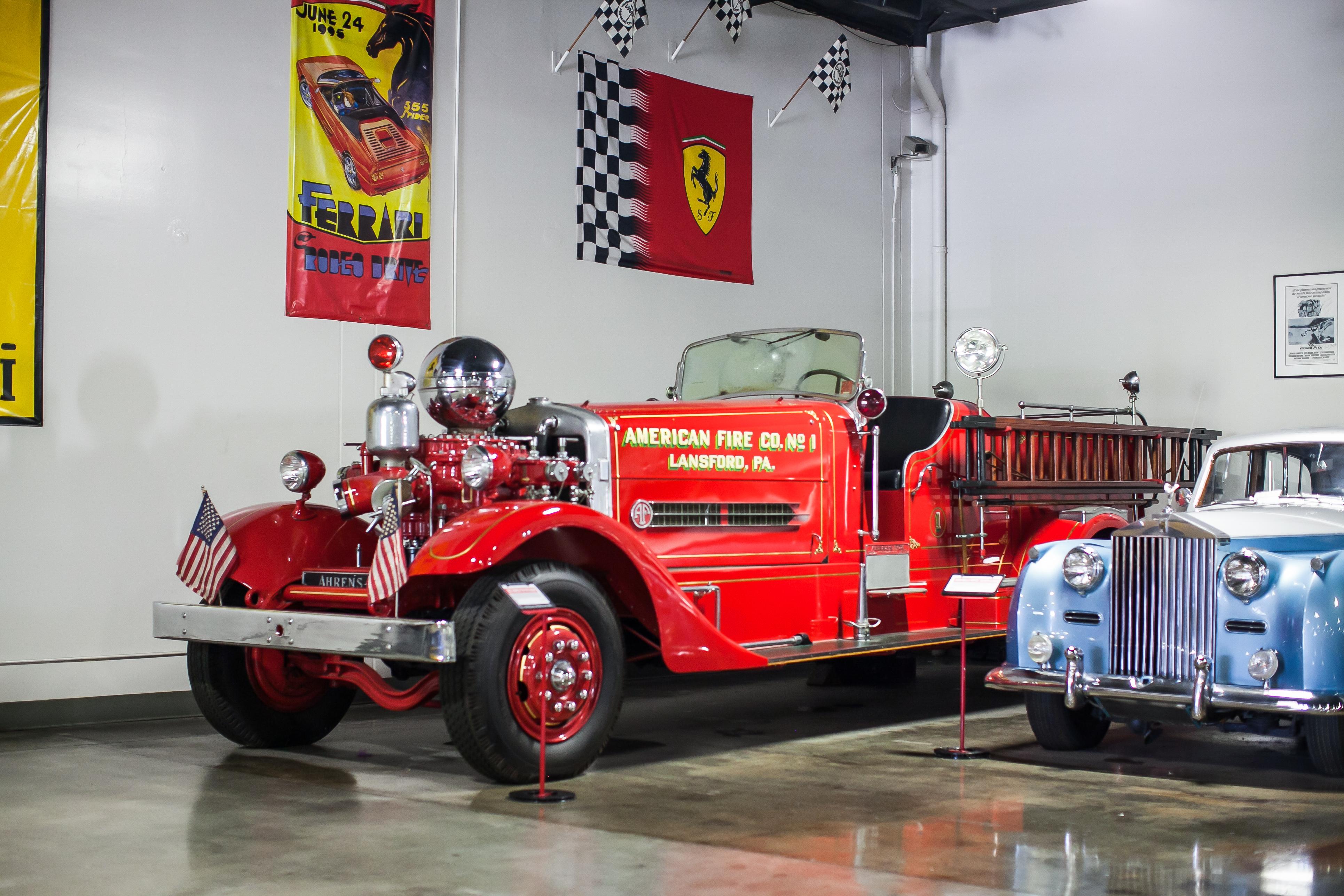 Ahrens-Fox Fire Engine Company - Wikipedia