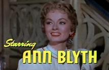 ann blyth singing