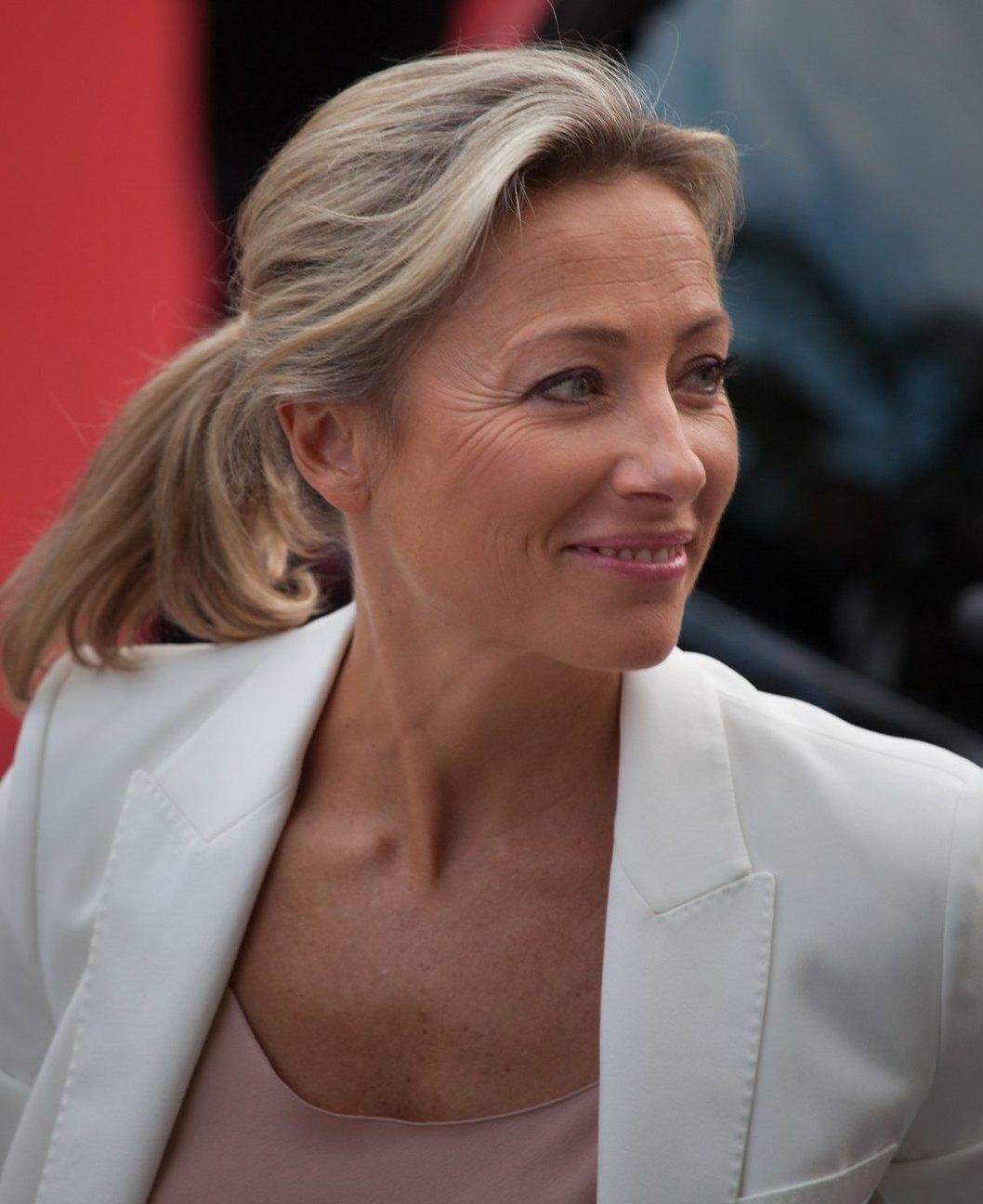 Anne Sophie Lapix Wikipedia