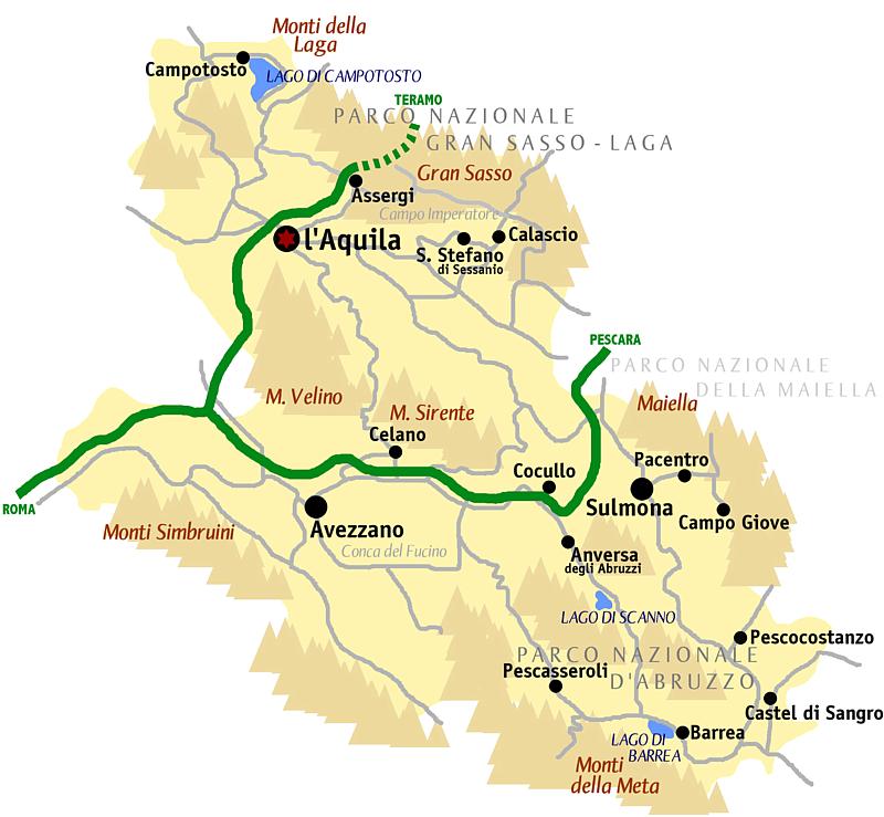 Cartina Geografica Roccaraso.File Aquila Mappa Png Wikipedia