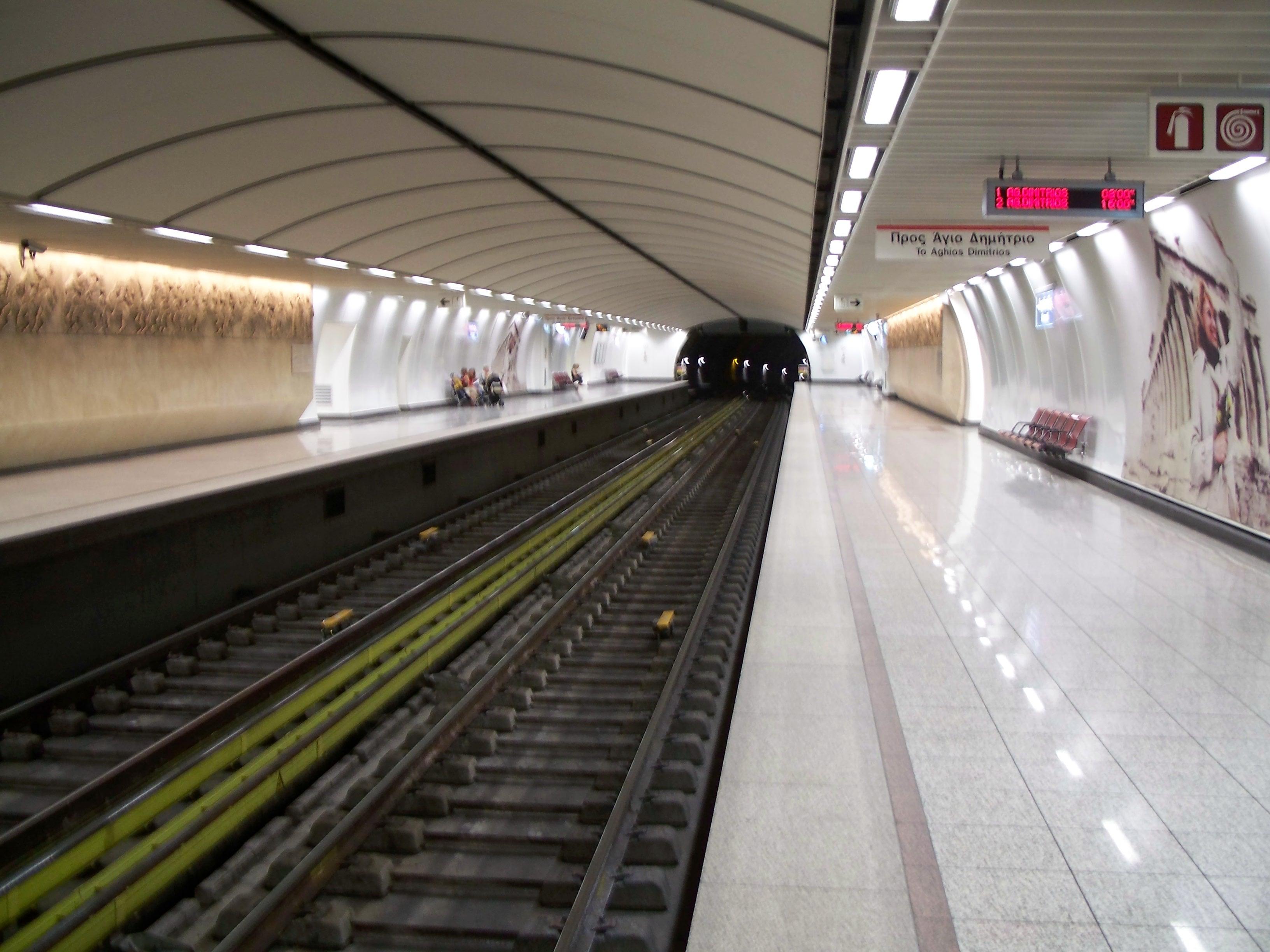 Line 2 Athens Metro Wikipedia