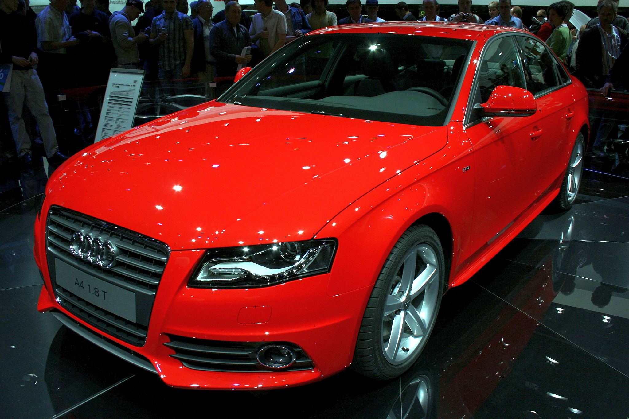 File Audi A4 B8 Jpg Wikimedia Commons