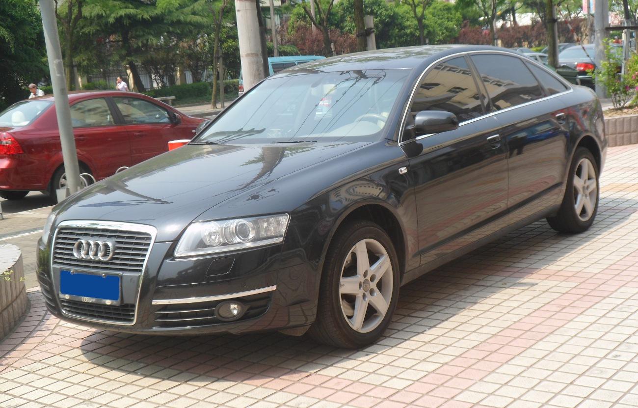 File:Audi A6L C6 01 China 2012-05-06.jpg - Wikimedia Commons on land rover china, mercedes c class china, audi a3 china, jeep cherokee china,