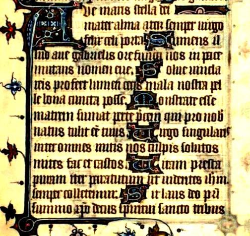 Signum crucis latino dating
