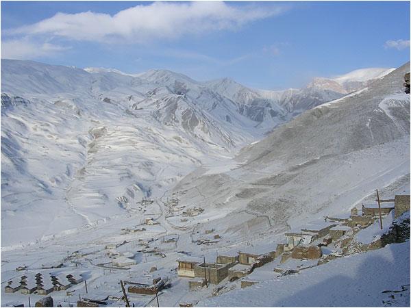 روستای خینالیق