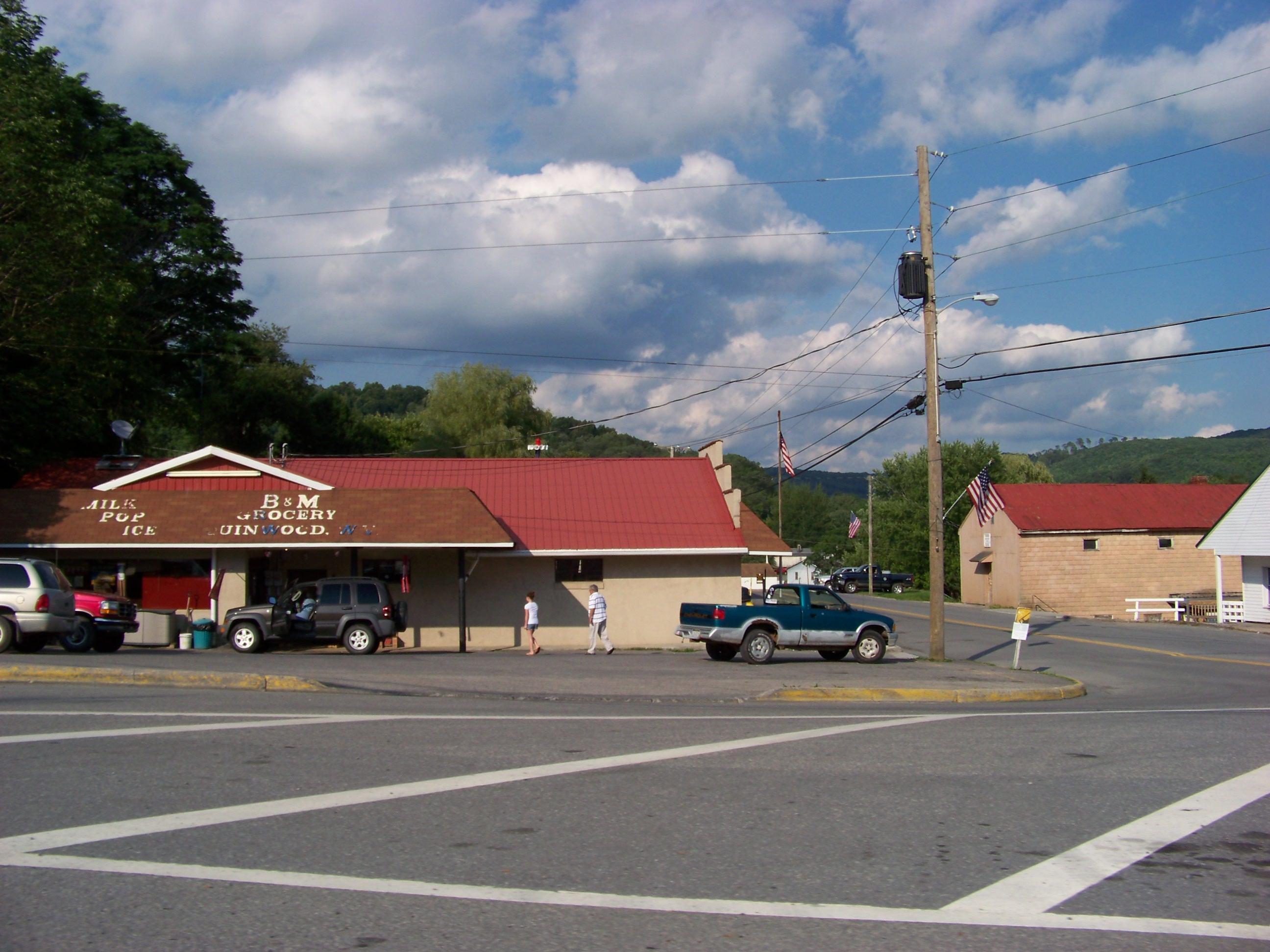 Quinwood, West Virginia - Wikipedia