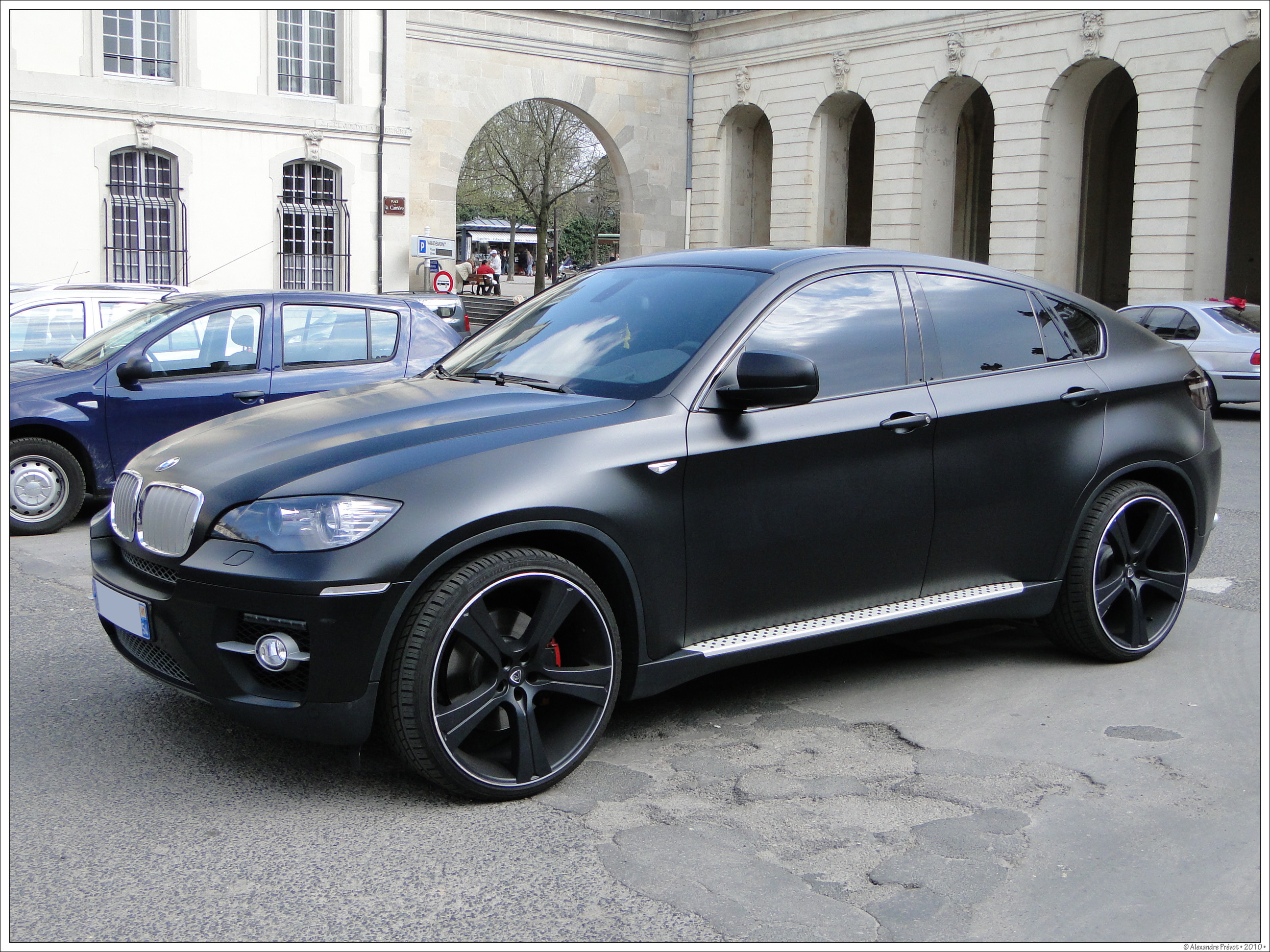 File Bmw X6 Full Black Flickr Alexandre Pr 233 Vot 1 Jpg