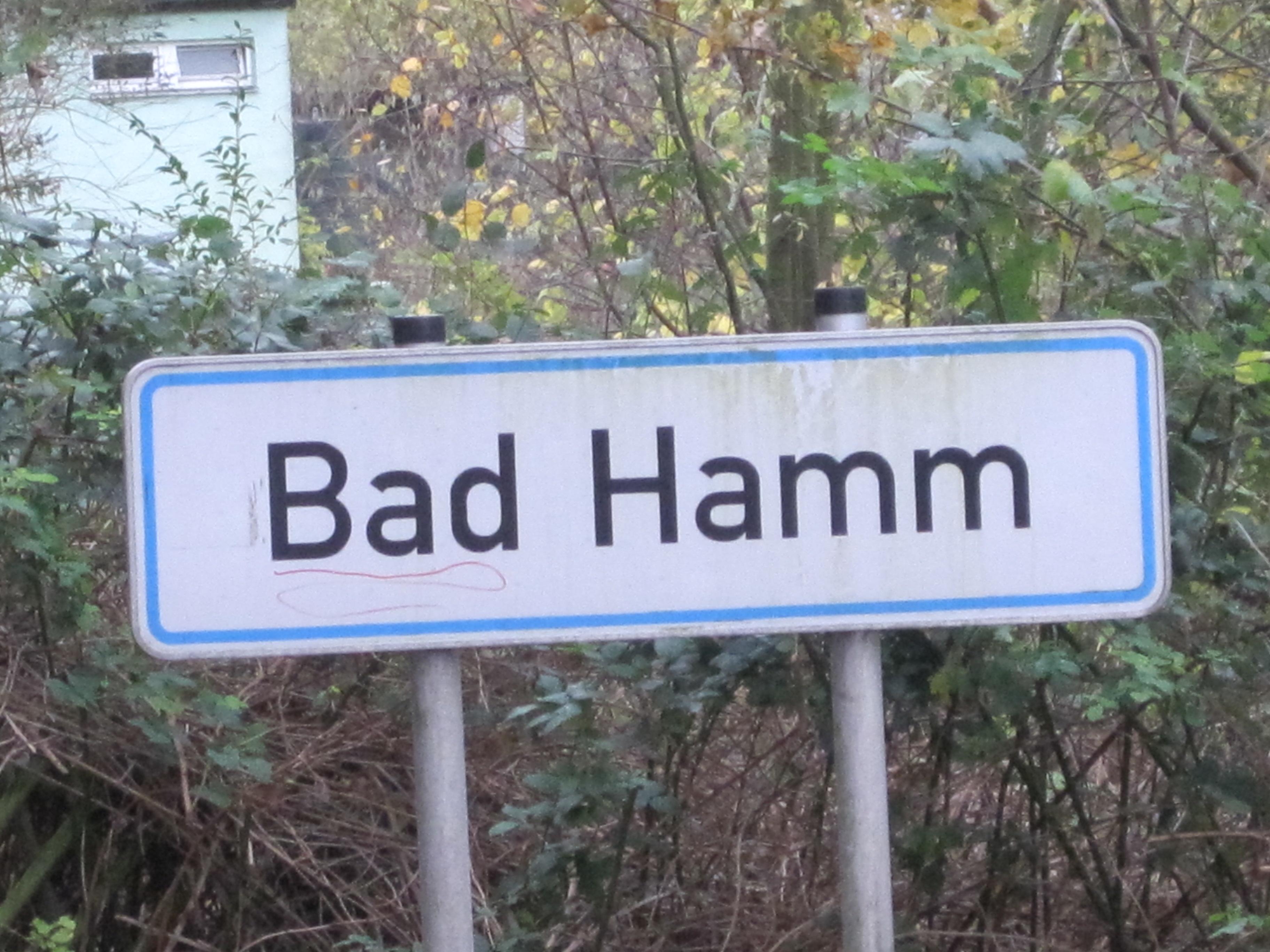 bad hamm - wikiwand, Badezimmer ideen
