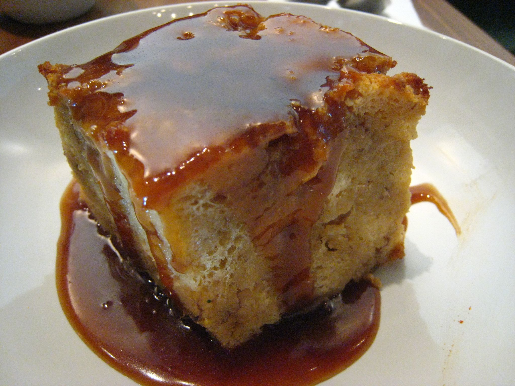 Filebanana foster bread pudding detailg wikimedia commons filebanana foster bread pudding detailg forumfinder Images