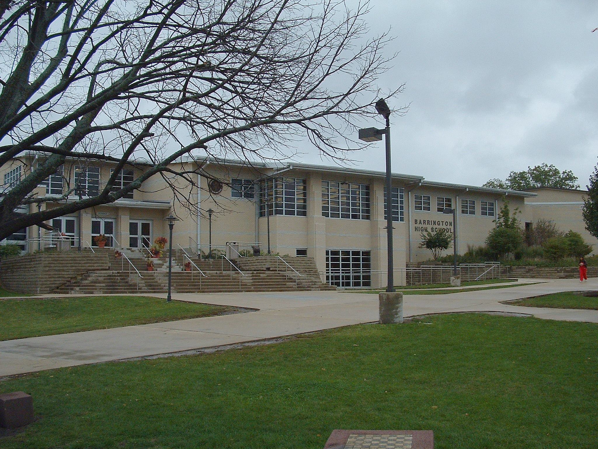Description barrington high school illinois