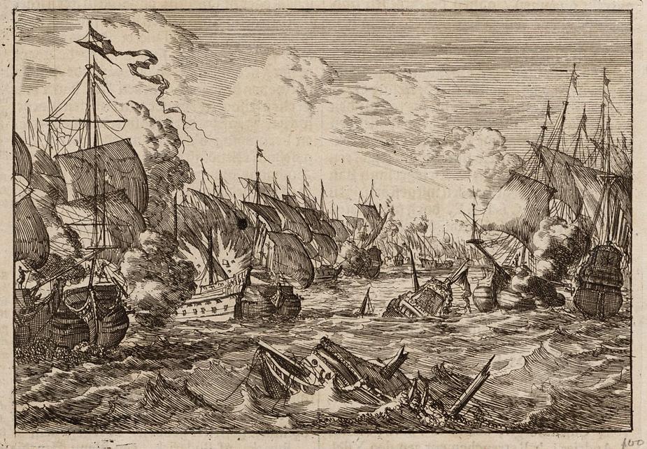 File:Battle of Solebay 1672 (Casper Luyken, 1698).jpg
