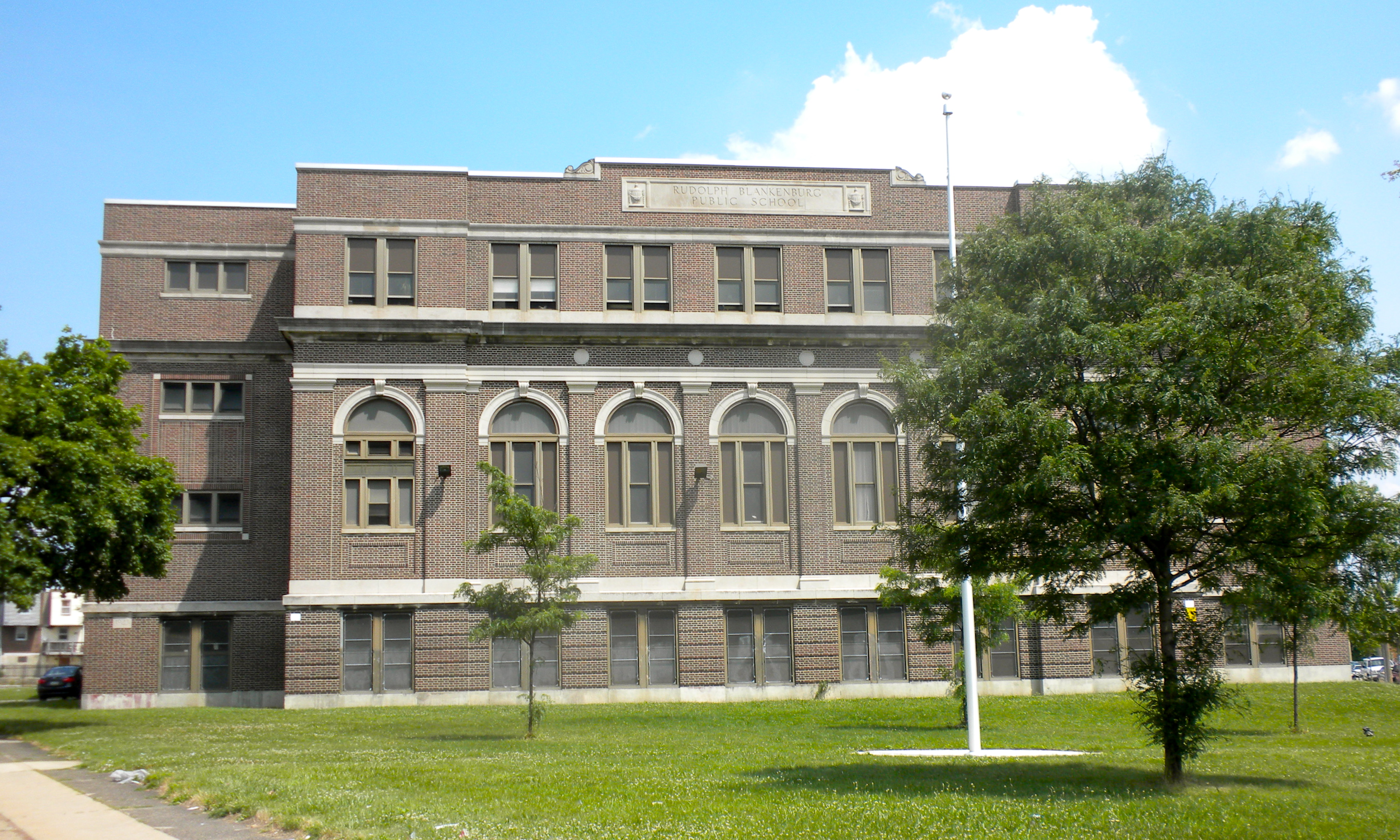 Rudolph Blankenburg School - Wikipedia
