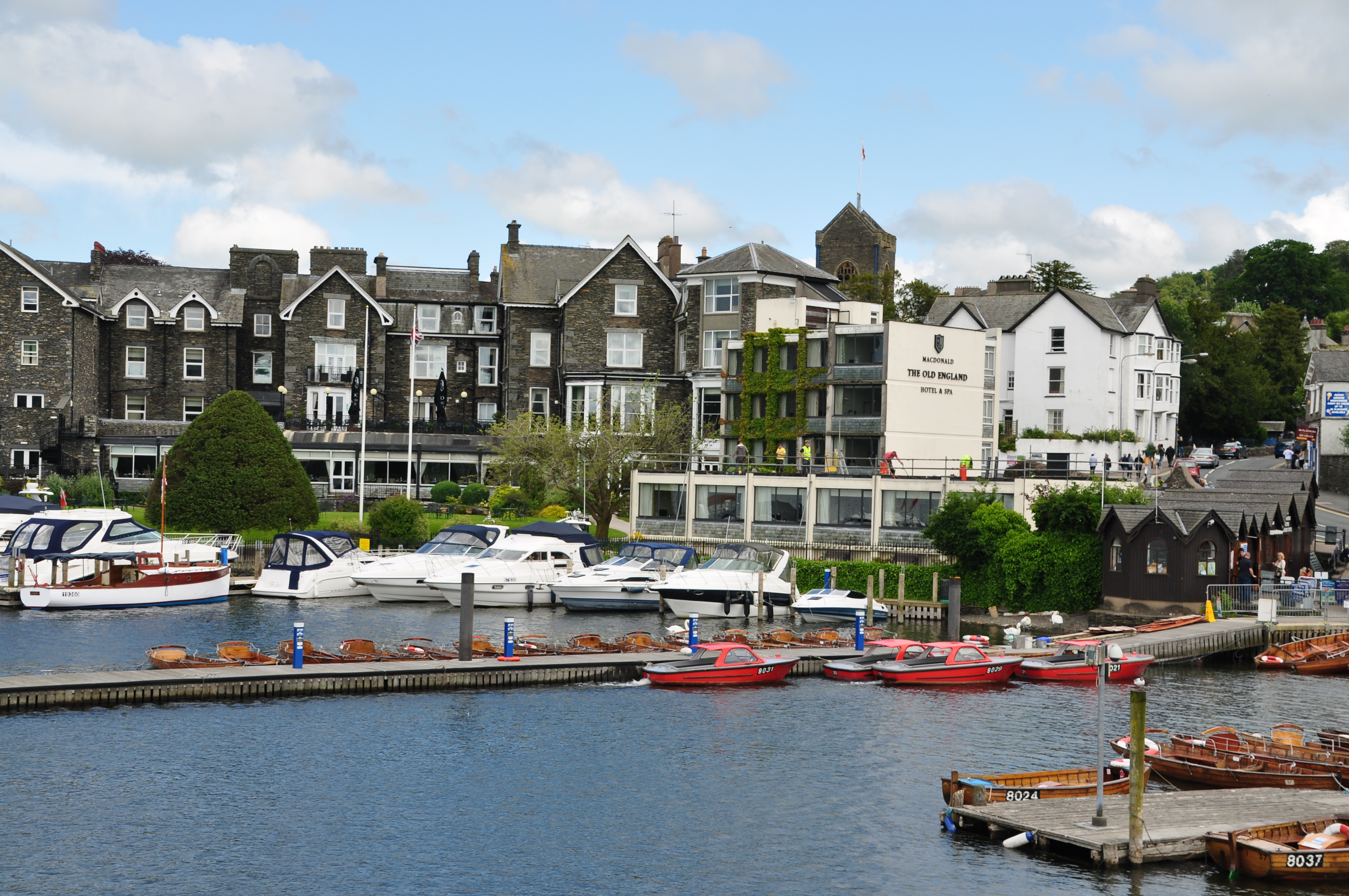 Bowness On Windermere Car Park Postcode