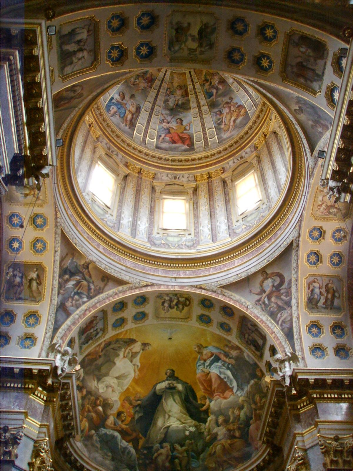 File Bologna San Domenico Interno 03 Jpg Wikipedia