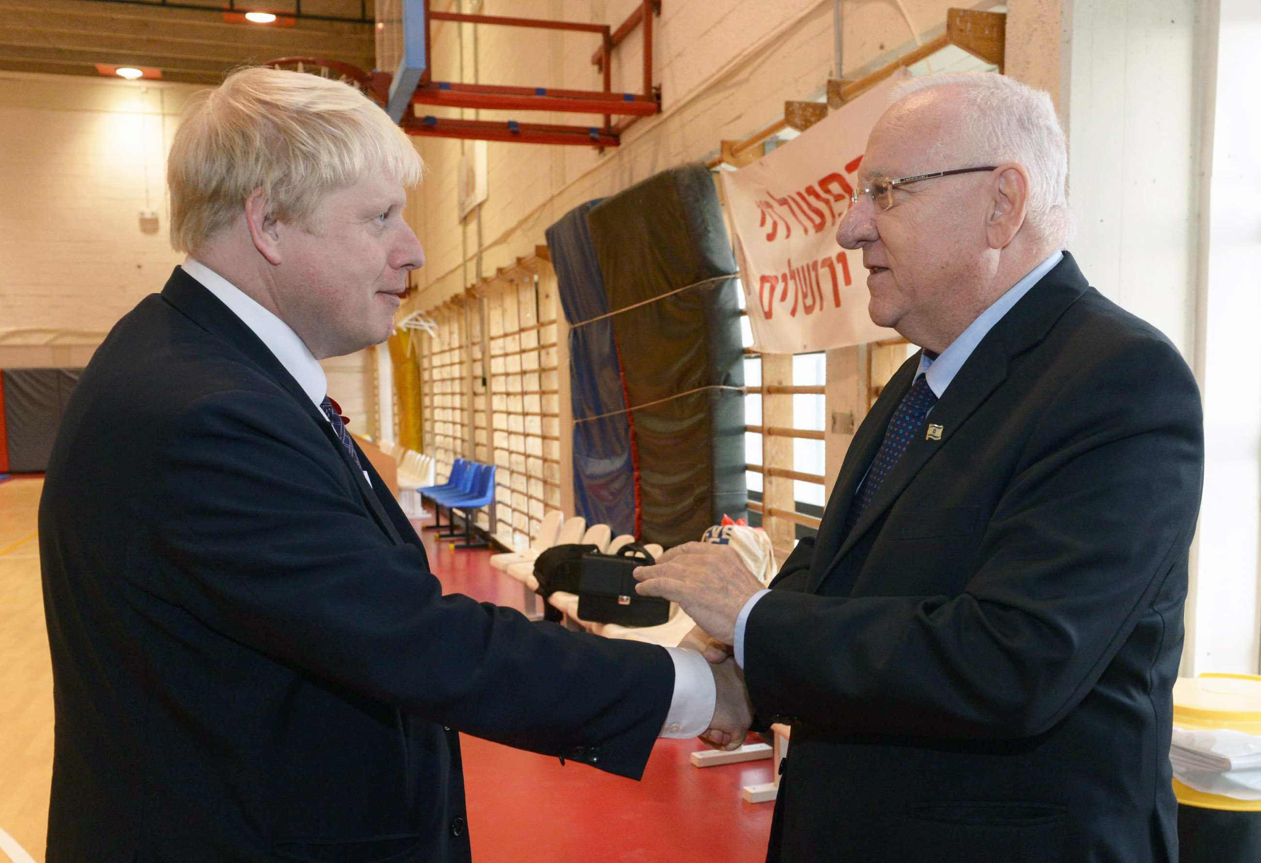 """Résultat de recherche d'images pour """"Boris Johnson israel"""""""