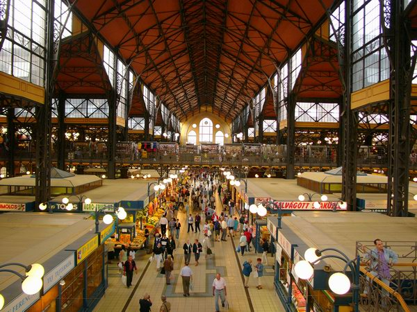Markthalle Neun, one of Berlin's best markets.
