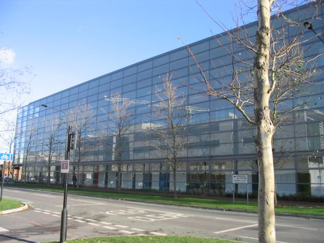 Building  Highfield Campus Southampton University