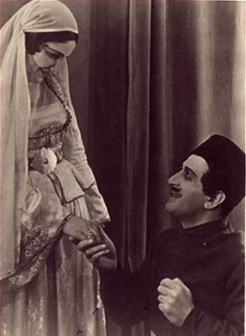 Файл:Bulbul as Asgar and Sona Mustafayeva as Gulchohra.jpg