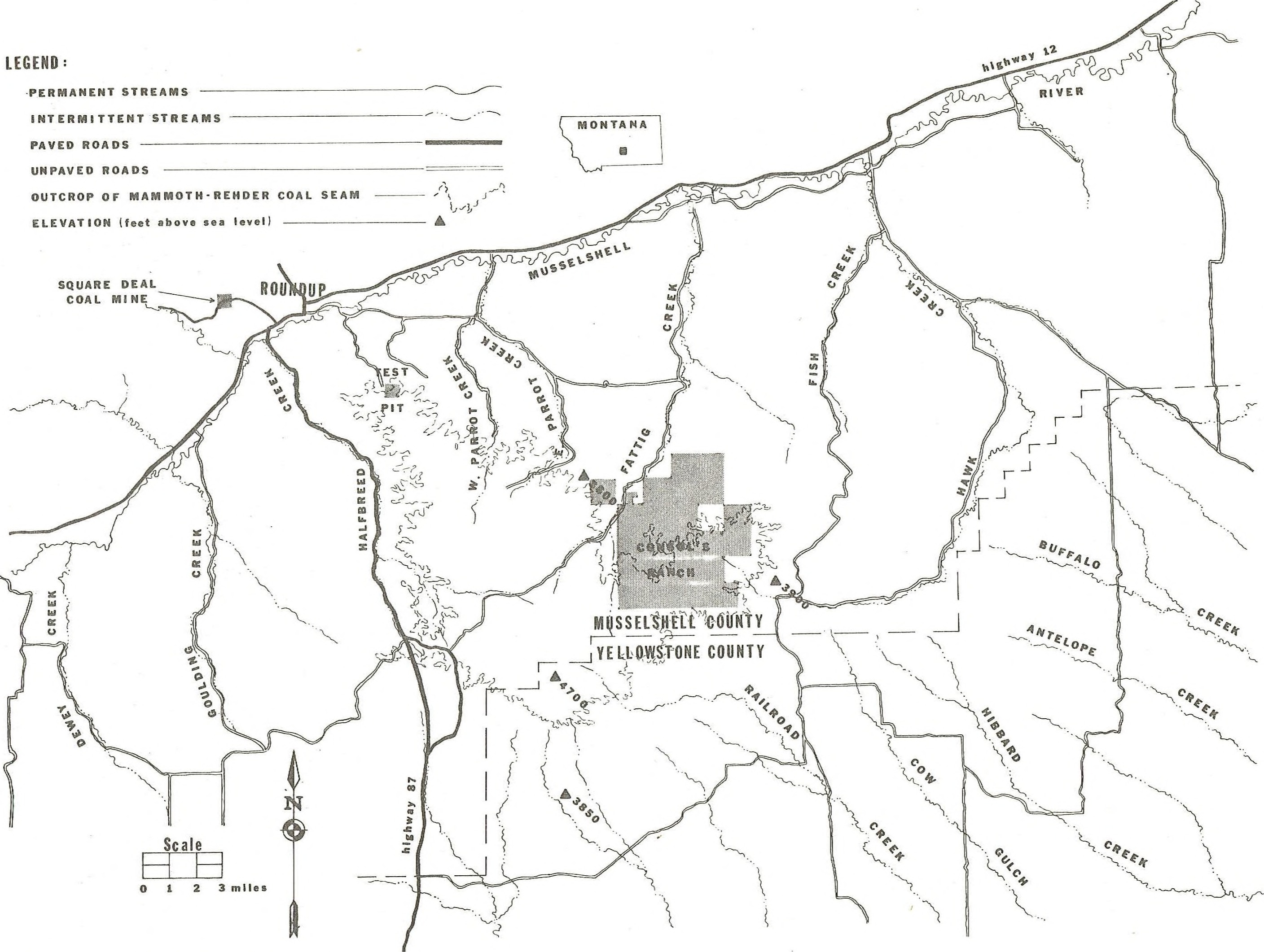 file bull mountains coal field study progress report 1975 Anatomy of a House Diagram file bull mountains coal field study progress report 1975 research conducted by montana department of fish and game environment and information