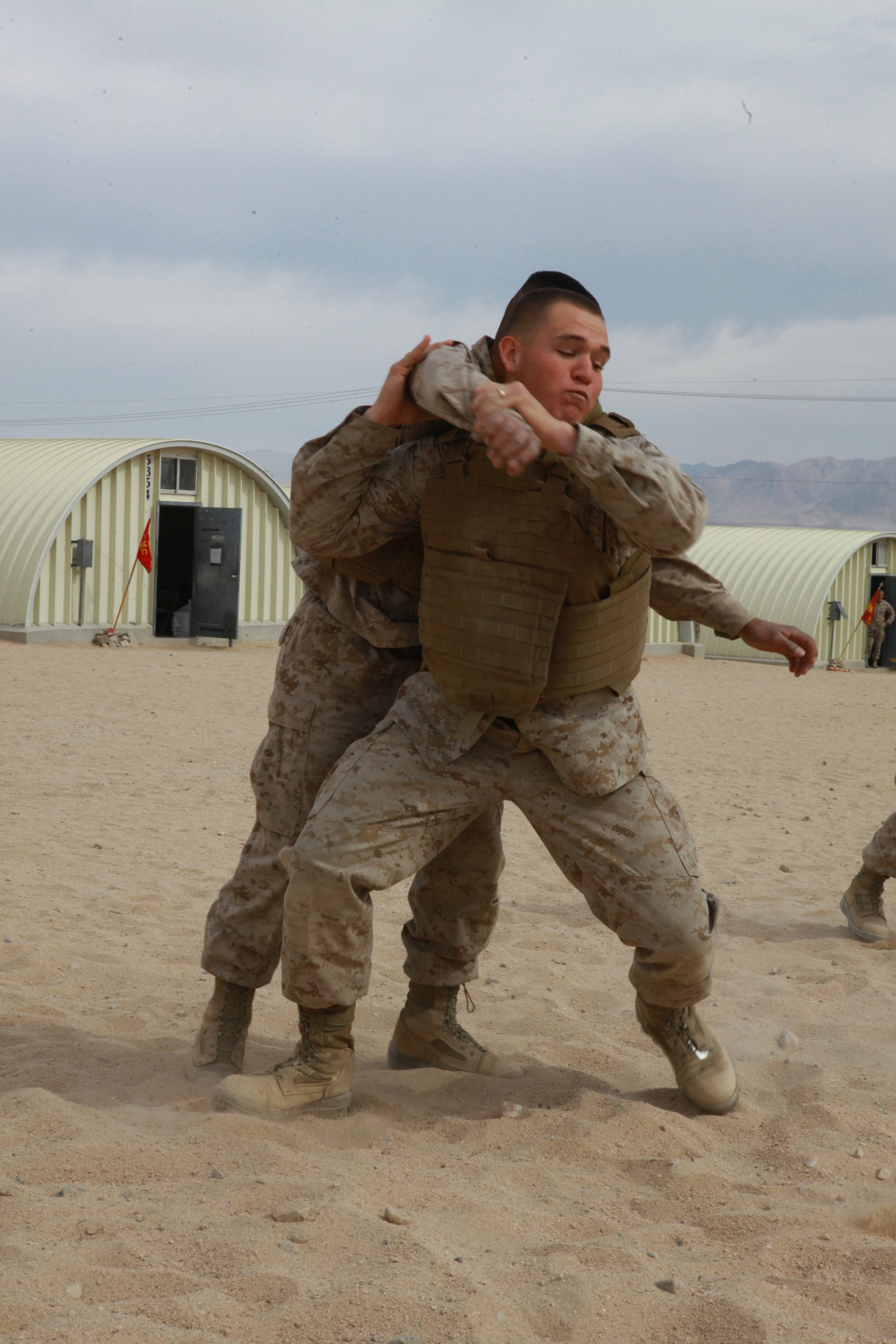 File:CLB-6 Marine Corps Martial Arts Program (MCMAP) 130505-M ...