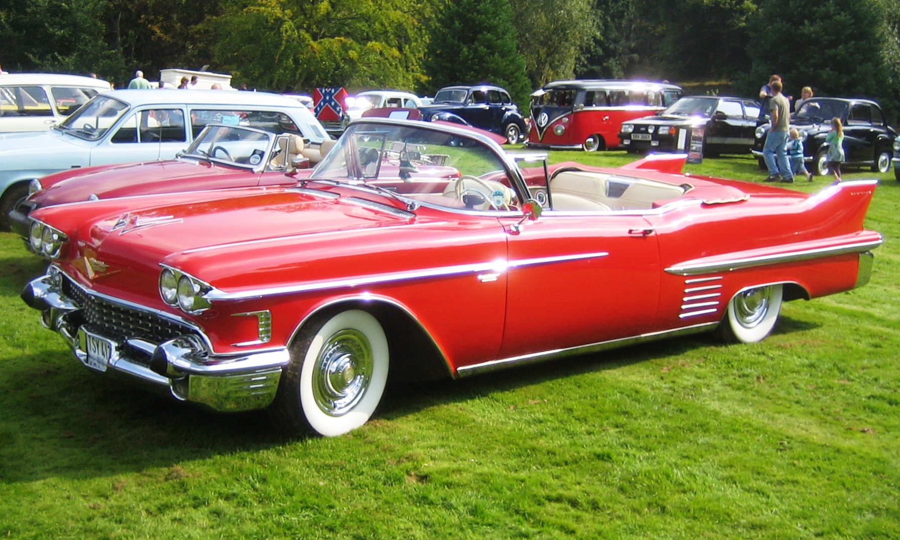 1959 Pink Cadillac Convertible For Sale 1959 Cadillac
