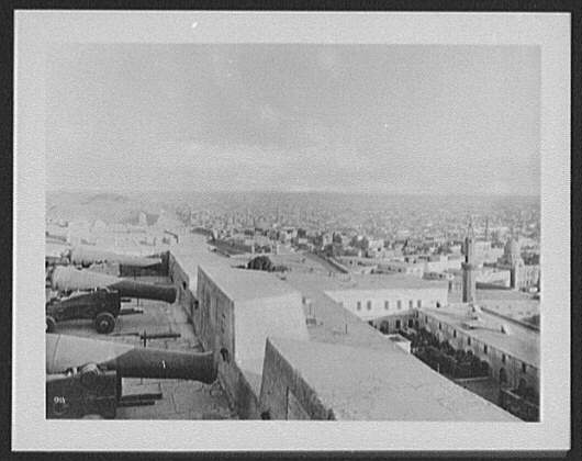 File:Cairo - panorama from the Citadel - right half LCCN2004707270.jpg